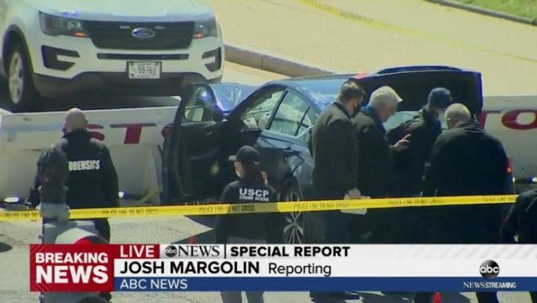 EUA: Policial morre após homem jogar carro contra oficiais do Capitólio