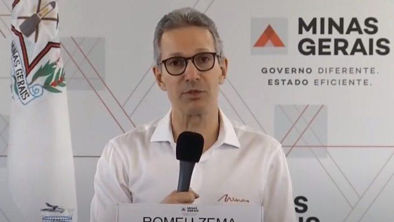 Governador de Minas Gerais flexibiliza medidas restritivas em 70% do Estado