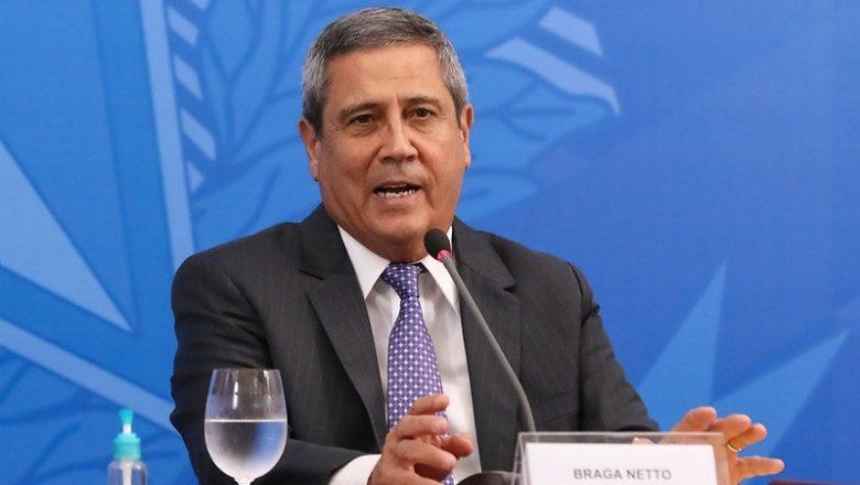 Líder do governo pede que Lira anule ida de Braga Netto à Câmara