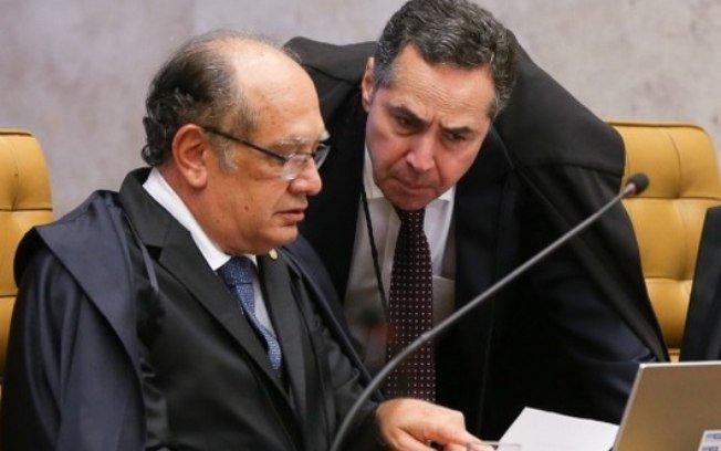 Luís Roberto Barroso e Gilmar Mendes estão cada vez mais iguais