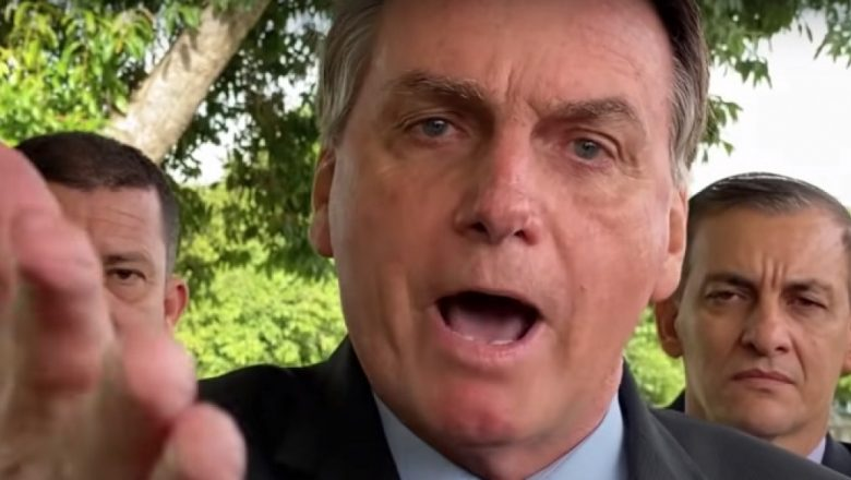 """Ministro do STF reage à críticas de Bolsomaro ao Supremo: """"Não sei onde iremos parar"""""""