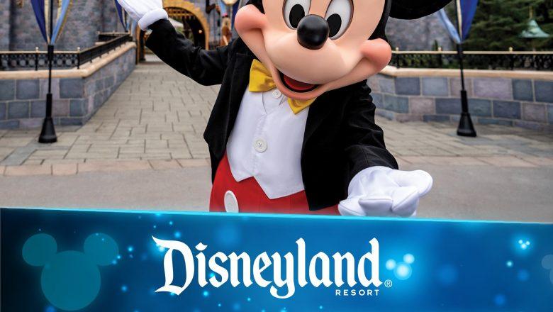 Na Califórnia, parques da Disneyreabrem no fim de abril