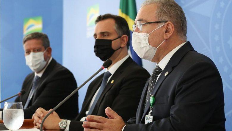 Queiroga: 'Medidas extremas nunca são bem vistas pela sociedade brasileira'