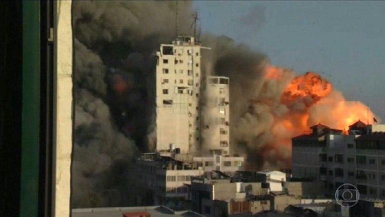 Confrontos entre israelenses e palestinos já deixam 67 mortos em Gaza e sete em Israel – G1