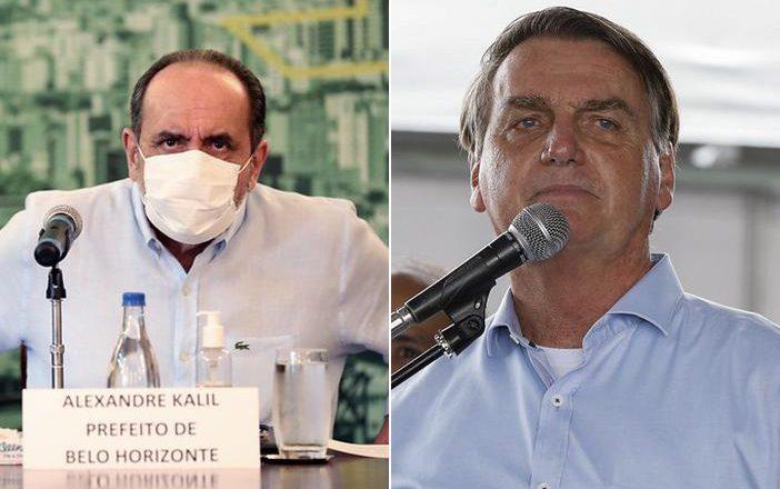 Kalil rebate Bolsonaro, chama governo de irresponsável e diz não temer CPI da Covid
