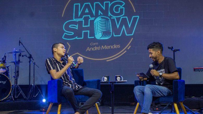 Nova temporada do IANG SHOW conta com participação de Jessé Aguiar e Matheus Nonato.