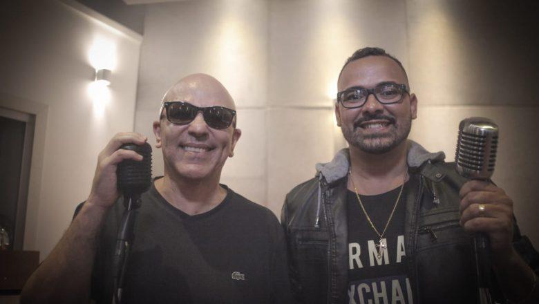 """Thiago Augustho lança """"Sou o Deus"""", single em parceria com Alex Gonzaga"""