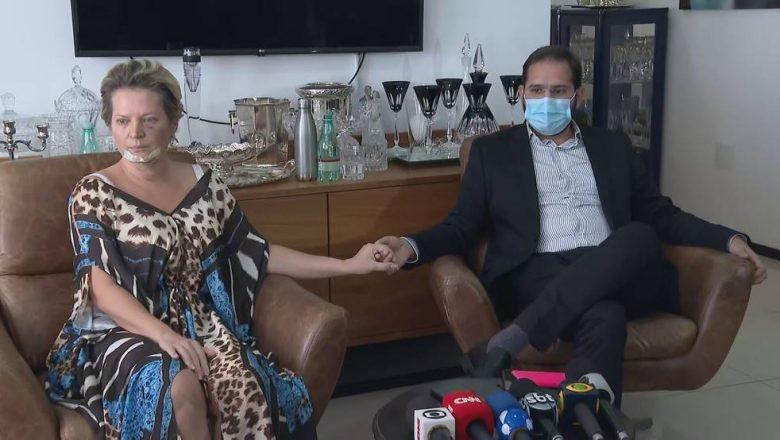 Marido de Joice Hasselmann se posiciona sobre rumores de agressão – VEJA SÃO PAULO