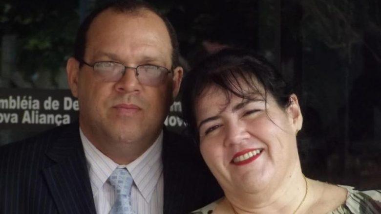 Desaparecidos, pastor e esposa são encontrados mortos após acidente